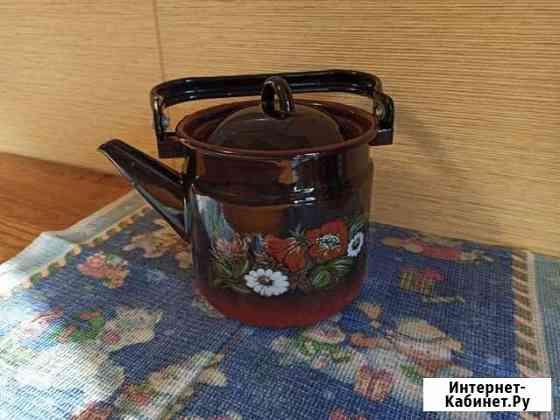 Чайник 2 л эмальированный Тольятти