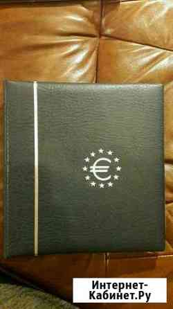 Альбом Евро с монетами Мурманск