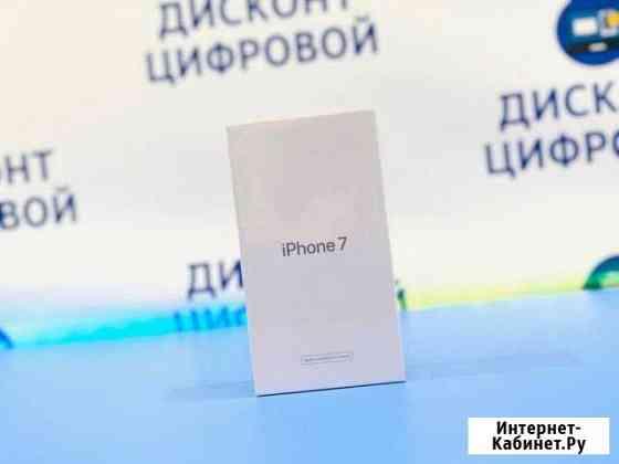 Новый рст Apple iPhone 7 128Gb Matt Black -гарант Кострома