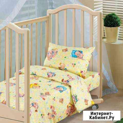 Комплект постельного белья В кроватку Астрахань