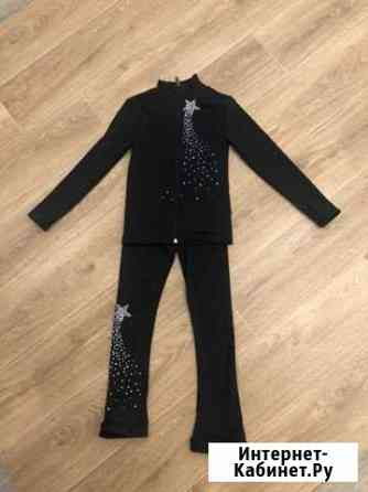 Термо костюм для фигурного катания Хабаровск