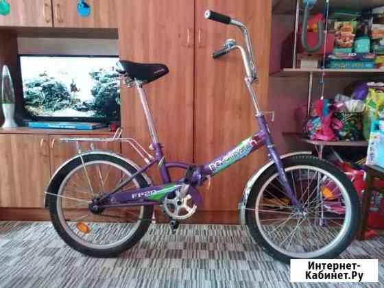 Велосипед складной Novatrack 20 Петрозаводск