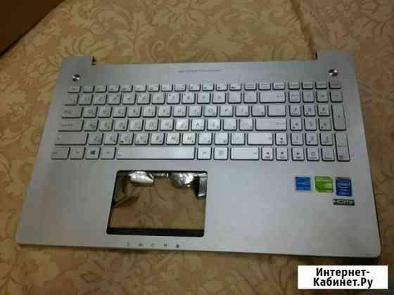 Топкейс с клавиатурой для ноутбука asus n550jv Иваново
