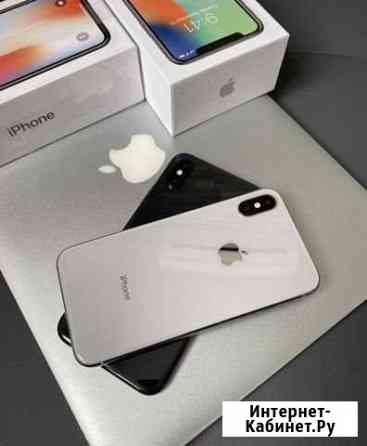 iPhone X 64gb новый Махачкала