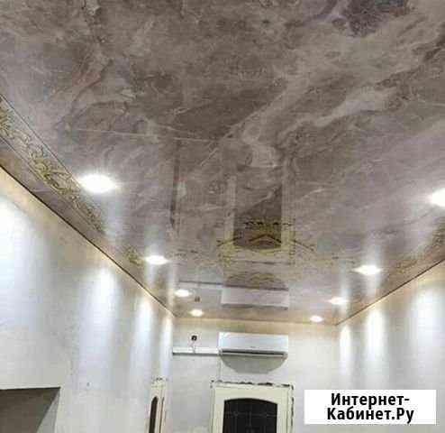 Натяжные потолки Грозный