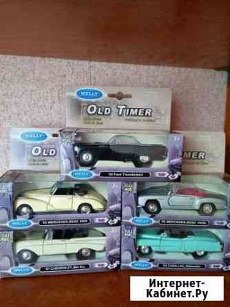 Машинки новые 5 шт Иваново