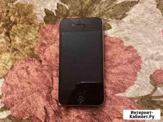 Телефон iPhone 4s Махачкала