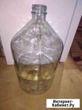 Бутыль 20 литров Сыктывкар