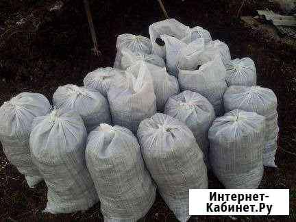 Навоз,перегной,торф,чернозем в мешках Киров