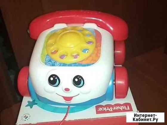 Телефон- каталка fiser-price Липецк