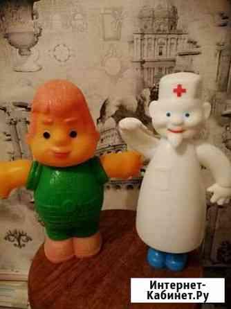 Детские советские игрушки Тула