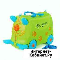 Детский чемодан - каталка Mini Trunk Хабаровск