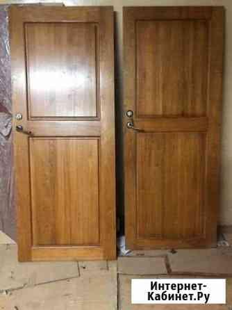 Двери массив дуб Сыктывкар