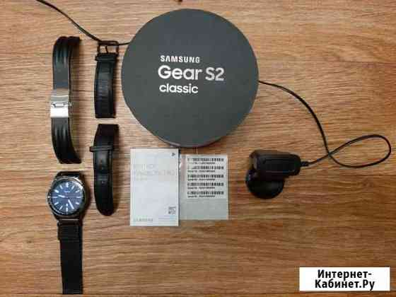 Samsung Gear S2 Classic, в отличном состоянии Нижневартовск