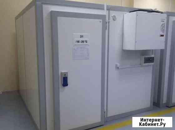 Холодильная камера для заморозки Саратов