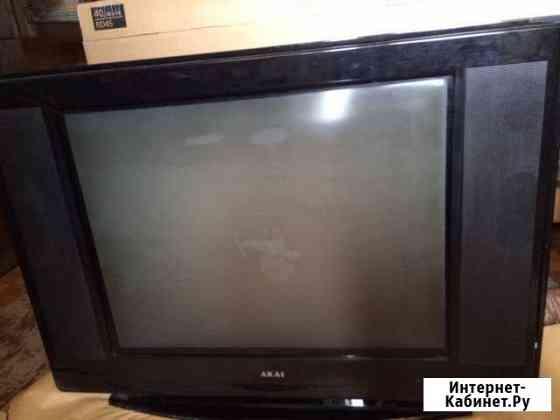 Телевизор акai.На детали или под ремонт Москва