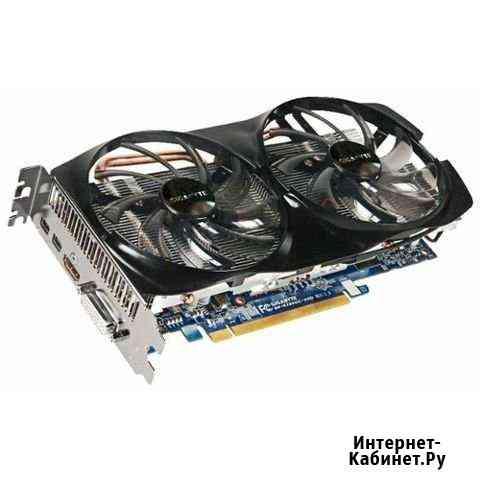 Видеокарта AMD Radeon HD 7850(gigabyte) Белгород