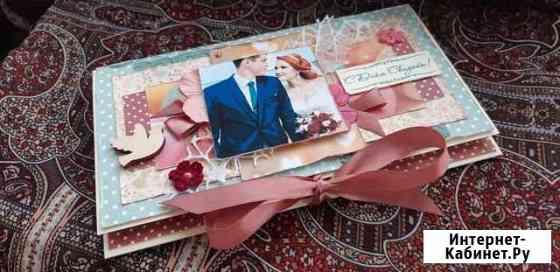 Свадебный конверт ручной работы Киров