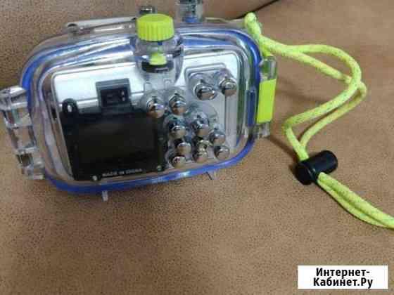 Фотоаппарат pentax Optio S50 с подводным кейсом Ижевск