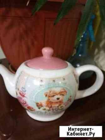 Заварочный чайник Томск