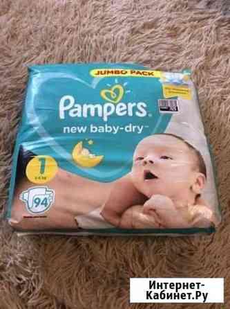 """Подгузники детские """"Pampers new baby-dry"""" (1) 2-5 Орехово-Зуево"""