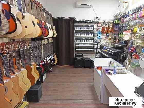 Продавец в магазин Музыкальных инструментов Нижний Тагил