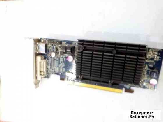 Низкопрофильная видеокарта Radeon HD 4550 Оренбург