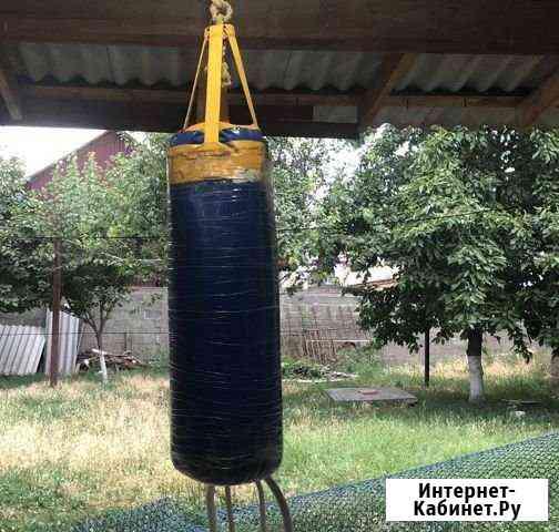 Боксерская груша Грозный