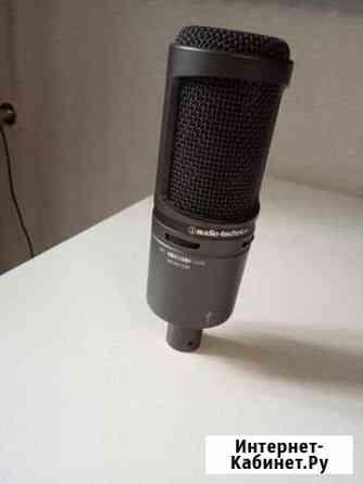 Микрофон Audio-Technica AT2020USB+ Чебоксары