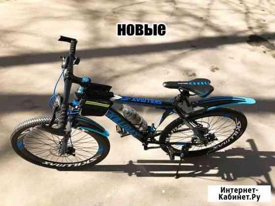 Новый скоростной велосипед 21 скорость, 2 дисковых Ульяновск