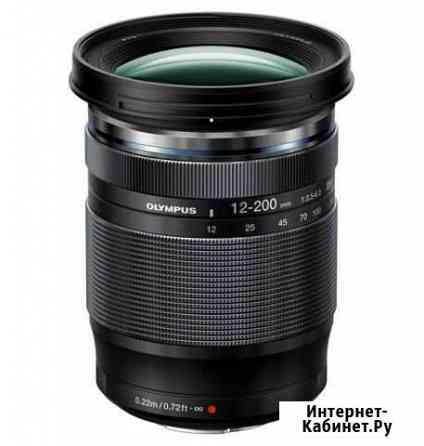 Новый Olympus M.Zuiko Digital ED 12-200/3.5-6 Ярославль