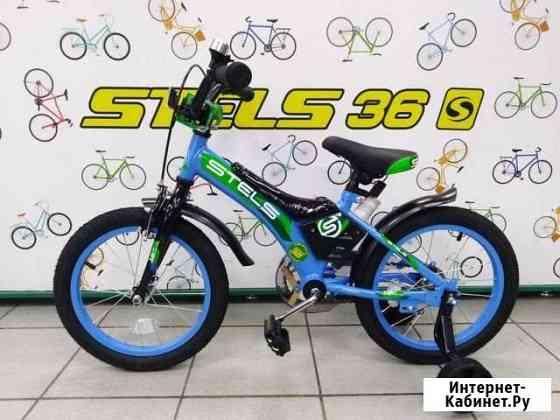 Детский Велосипед Stels Jet 16 Z010 (2020) Воронеж