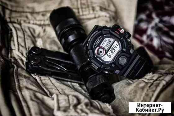 Часы Casio G-shock GW-9400-1ER Кемерово