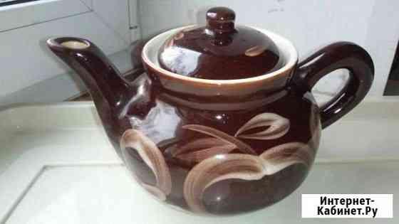 Заварочный чайник Петрозаводск