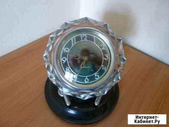 Часы настольные времен СССР Смоленск