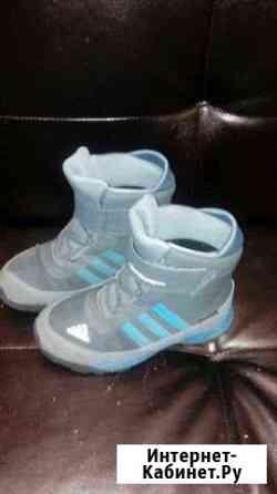 Ботиночки зимние Adidas Апатиты
