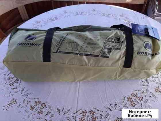 Новая туристическая палатка Сыктывкар