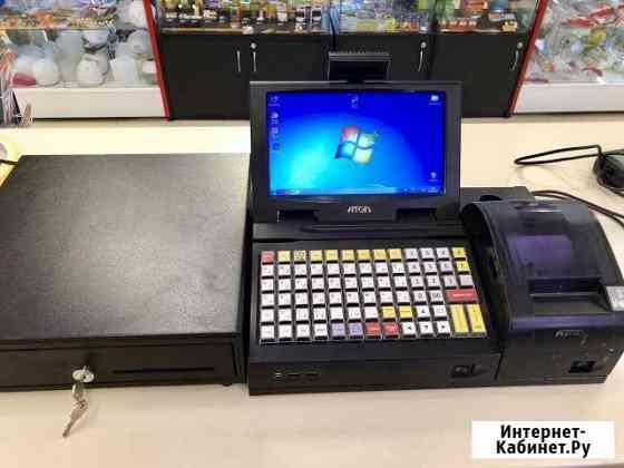 POS-система атол Магазин у дома Бобров