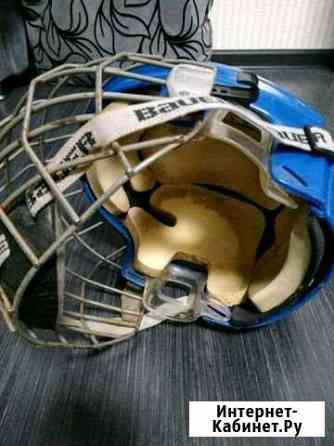 Хоккейный шлем Тюмень