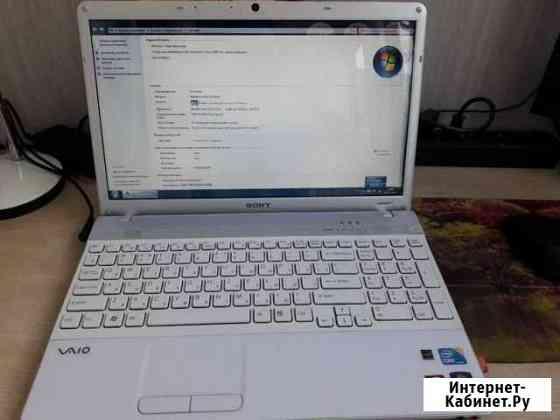 Ноутбук Sony Intel Core i5 Волжск