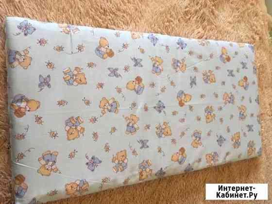 Матрас 120x60 см в детскую кроватку Мурманск