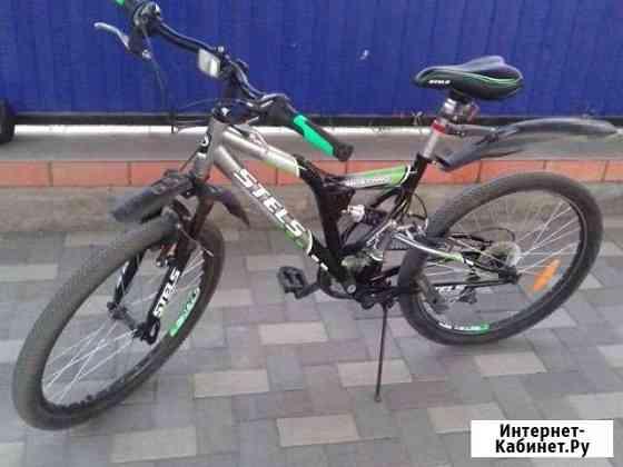 Велосипед стелс. 18 скоростей. 24 радиус колес Элиста