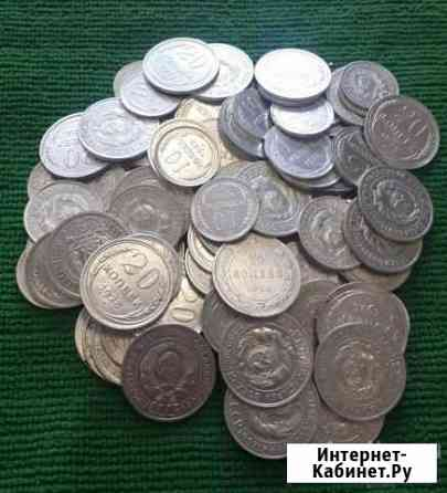 Раннее советское серебро Кондопога