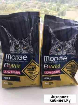 Корм Monge B Wild Low Grain (кролик) Калининград