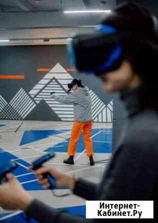 Новый вид бизнеса VR Арена (уникальная разработка) Саратов