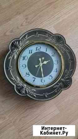 Часы настенные СССР Челябинск