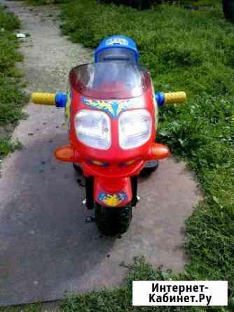 Мотоцикл Калуга