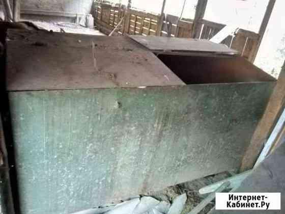 Контейнер хранения корма скота Заюково