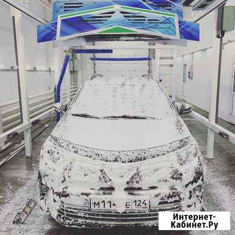 Оператор роботизированной автомойки Норильск