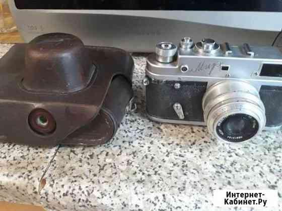 Фотоаппарат мир Железнодорожный